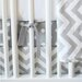 <strong>New Arrivals</strong> Zig Zag Baby 3 Piece Crib Bedding Set