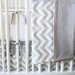 Zig Zag Baby 4 Piece Crib Bedding Set by New Arrivals
