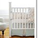 <strong>Picket Fence 4 Piece Crib Bedding Set</strong> by New Arrivals