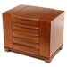 Caprice Jewelry Box in Walnut