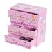 Annette Girl's Fairy Princess Jewelry Box