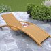 <strong>Wood Canyon Chaise Lounge</strong> by dCOR design