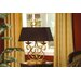 "<strong>Crestview Collection</strong> Charleston 27"" H Table Lamp with Rectangle Shade"