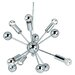 <strong>AF Lighting</strong> Supernova 6 Light Mini Chandelier