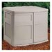 """<strong>Suncast</strong> 4'7"""" W x 3'1"""" D Resin Tool Shed"""
