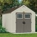 Tremont 8.5ft. W x 10ft. D Resin Storage Shed by Suncast