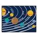 <strong>Millenium Mats Kids</strong> Solar System Kids Rug