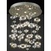 <strong>Bubbles 6 Light Pendant</strong> by PLC Lighting