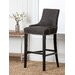 """<strong>Hudson 30"""" Bar Stool with Cushion</strong> by Abbyson Living"""