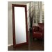 <strong>Allure Floor Mirror</strong> by Abbyson Living