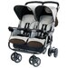 Aria Twin 60/40 2010 Stroller by Peg Perego