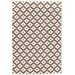 Samode Charcoal Ivory Indoor/Outdoor Rug