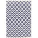 <strong>Dash and Albert Rugs</strong> Samode Denim Ivory Indoor/Outdoor Rug