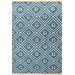 "<strong>Mali Indigo Indoor/Outdoor Rug 30"" x 96""</strong> by Dash and Albert Rugs"