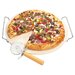 3-Piece Round Pizza Stone Set