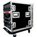 <strong>Deluxe Amplifier Rack System Case with Caster Board</strong> by Road Ready Cases
