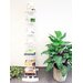 <strong>Hancock Tower Spine Shelf</strong> by Proman Products