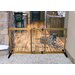 Carlson Pet Products Extra Tall Wood Free-Standing Gate