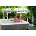 <strong>6-Person 30-Jet Rio Buena Wrap Around Lounger Spa</strong> by QCA Spas