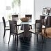 <strong>Palio-152 Round Table with Optional Palio Sideboard</strong> by Domitalia