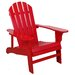<strong>United General Supply CO., INC</strong> Adirondack Chair