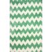 <strong>Block Island Green Borris Rug</strong> by nuLOOM