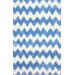 <strong>Block Island Blue Borris Rug</strong> by nuLOOM