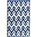 <strong>Velu Blue Perrily Rug</strong> by nuLOOM