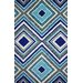 <strong>Air Libre Blue Rodney Rug</strong> by nuLOOM