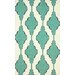 <strong>Heritage Jade Green Eva Rug</strong> by nuLOOM