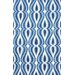 <strong>Uzbek Blue Luciano Rug</strong> by nuLOOM
