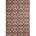 <strong>Novel Purple Imture Rug</strong> by nuLOOM