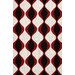 <strong>Novel Black Phyllis Rug</strong> by nuLOOM