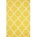 <strong>Varanas Yellow Holly Rug</strong> by nuLOOM