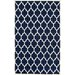 <strong>Venice Dark Blue Vordra Rug</strong> by nuLOOM