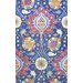 <strong>Varanas Blue Mosel Rug</strong> by nuLOOM