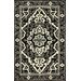 <strong>Europe Black Marcus Rug</strong> by nuLOOM