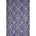 <strong>Europe Blue Casey Rug</strong> by nuLOOM