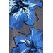 nuLOOM Evolution Blue/Grey Alma Area Rug