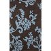 <strong>Cine Paisleys Brown/Blue Rug</strong> by nuLOOM