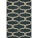 <strong>Serendipity Charcoal Trellis Rug</strong> by nuLOOM