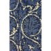 <strong>Goodwin Blue Felicity Rug</strong> by nuLOOM