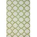 <strong>Moderna Green Donna Rug</strong> by nuLOOM