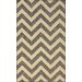<strong>nuLOOM</strong> Villa Outdoor Grey Chevron Rug