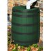 Rain Wizard 50 Gallon Rain Barrel with Darkened Ribs
