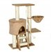 "Go Pet Club 38"" Cat Tree in Beige"