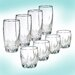<strong>Anchor Hocking</strong> 8 Piece Fifth Avenue King Glassware Set