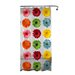 <strong>Maytex</strong> Gerber Daisy PEVA Vinyl Shower Curtain
