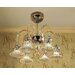 Art. 488 6 Light Chandelier