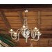 Danieli 6 Light Chandelier